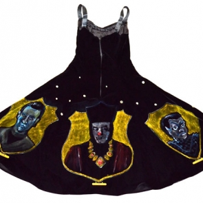 The Triumphs of Picard (Dress Back)
