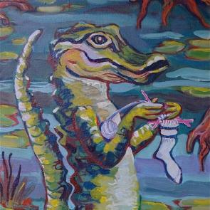 alligatorknits