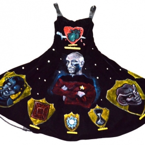 The Triumphs of Picard (Dress Front)